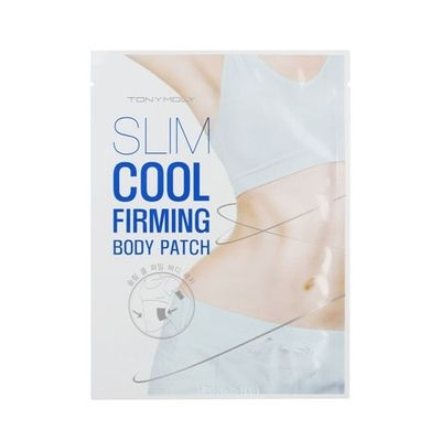 Slim Cool Firming Body Patch - Антицеллюлитный пластырь для проблемных зон с охлаждающим эффектом