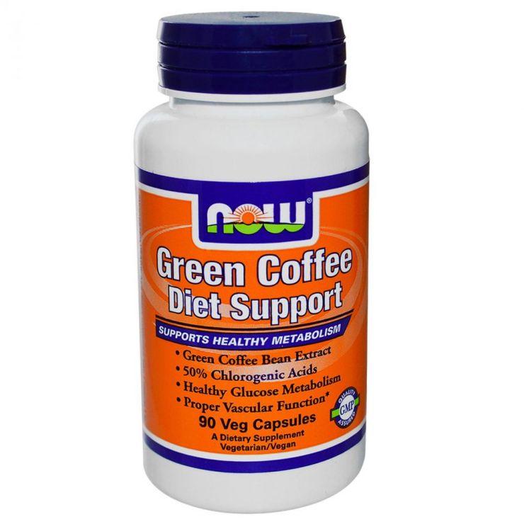 Green Coffee Diet Support (Зеленый кофе) 90 капс