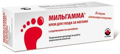 Мильгамма Крем для ног 45 мл