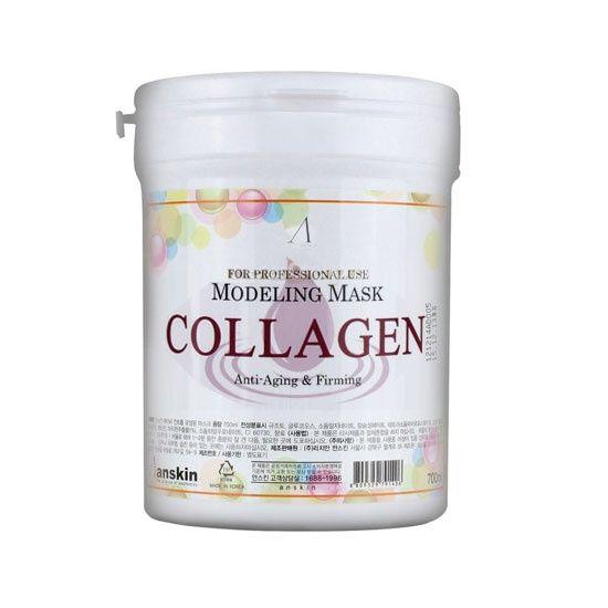 Collagen Modeling Mask. Маска альгинатная с коллагеном укрепляющая