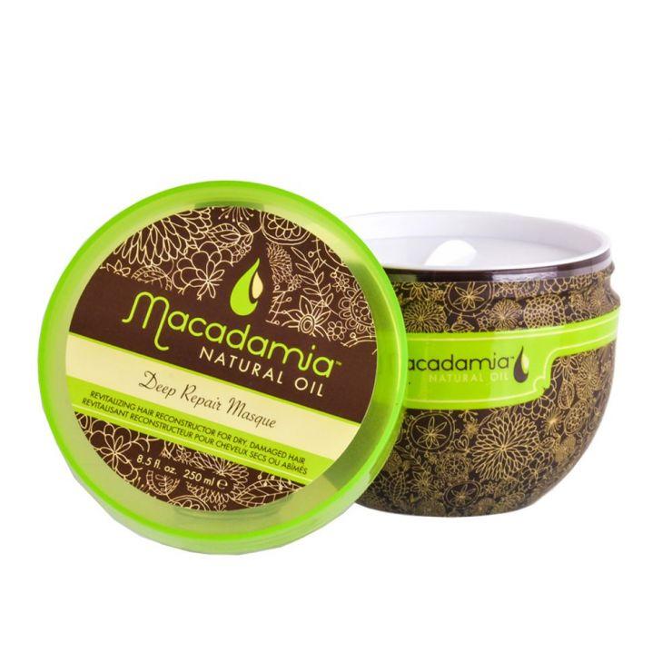Маска Восстанавливающая с маслом Арганы и Макадамии
