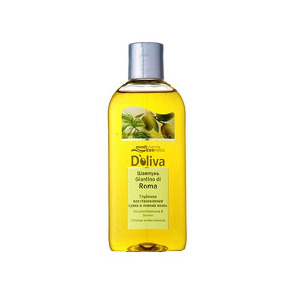 Долива Шампунь для восстановления сухих и ломких волос
