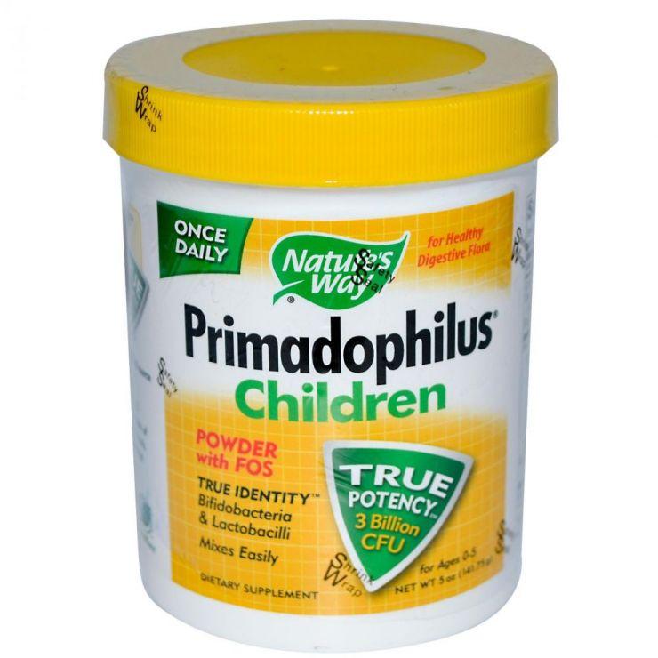 Примадофилус для детей пор. 50г