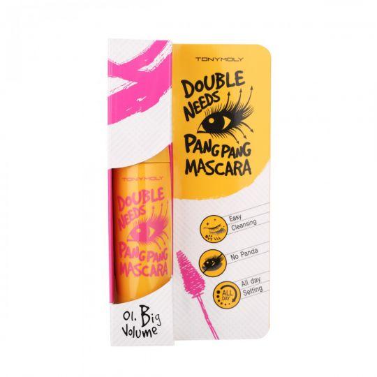 Double Needs PangPang Mascara - Тушь с двойным эффектом