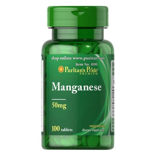 Manganese (Марганец), 100 таб