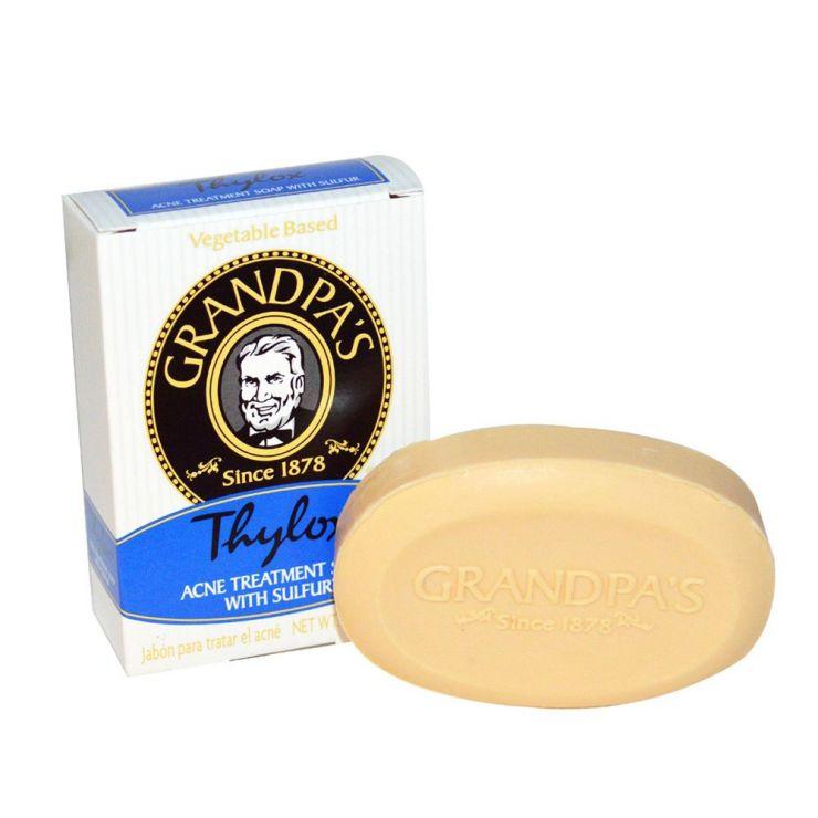 Серное мыло для лечения акне, 92 гр.