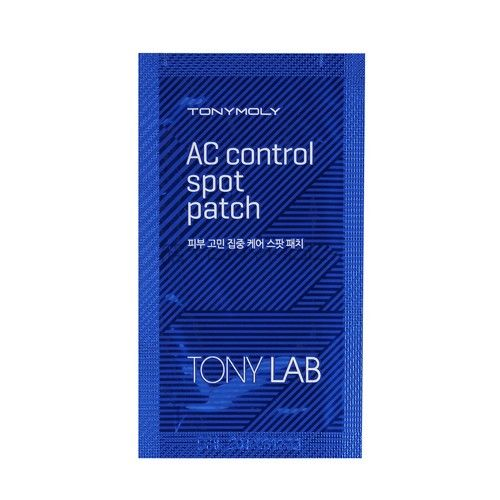 Dr.Tony AC Control Spot Patch - Патчи для проблемной кожи, 12 шт.