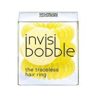 Резинка для волос Invisibobble желтая