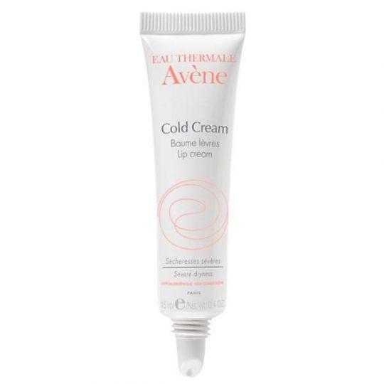 Avene Lip Balm with Cold Cream - Бальзам для губ с колд-кремом, тюбик