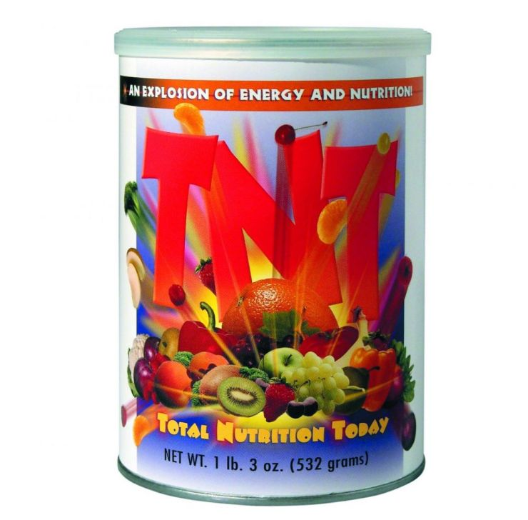 TNT - Total Nutrition Today (ТНТ)