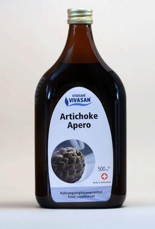 Напиток Артишок горький