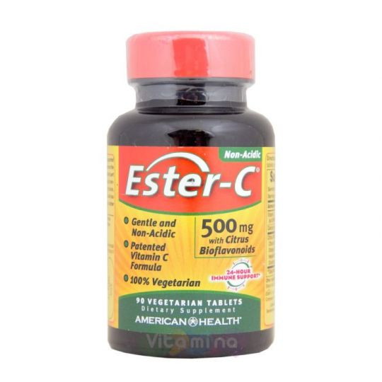 Ester-C (Эстер Си). 90 табл.
