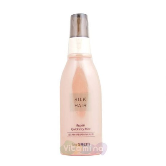 THE SAEM Silk Hair Repair Quick Dry Mist Мист для сушки волос